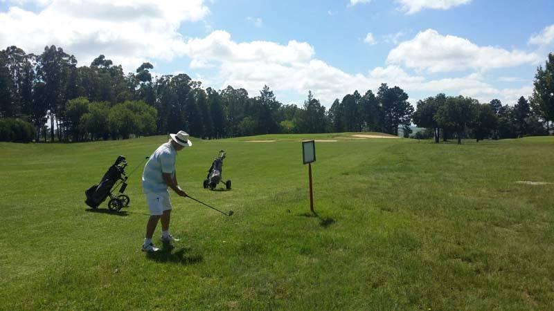 golfclub field