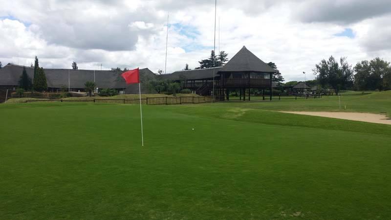 golfclub green